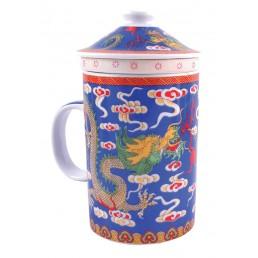 Chinese Porcelain Mug 5