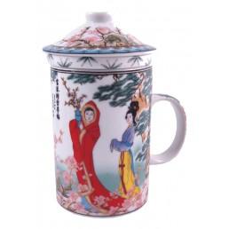 Chinese Porcelain Mug 6
