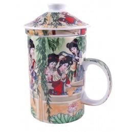 Chinese Porcelain Mug 7