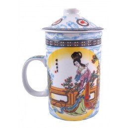 Chinese Porcelain Mug 8