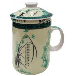Chinese Porcelain Mug 18