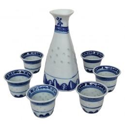 Sake Set 4