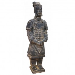 Large General Terracotta Warrior