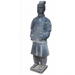 Medium Officer Terracotta Warrior