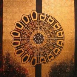 Thai Art - Gold