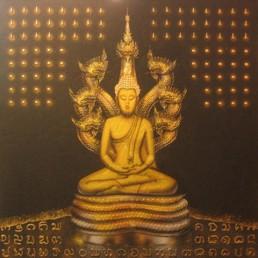 Thai Art - Buddha
