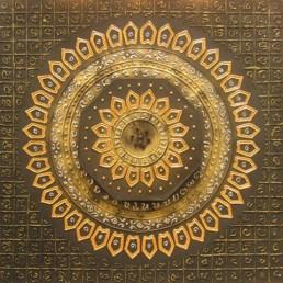 Thai Art - Script Circles