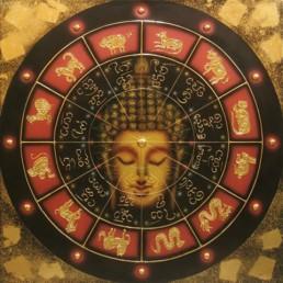 Thai Art - Zodiac 2