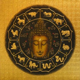 Thai Art - Zodiac 1