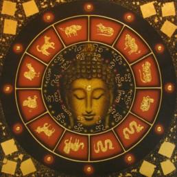 Thai Art - Zodiac 3