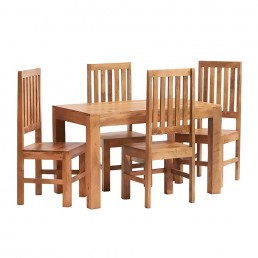 Toko Light Mango Dining Set 1