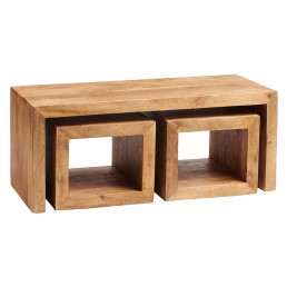 Toko Light Mango Coffee Tables