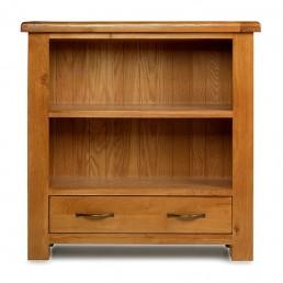 Uncle Oak Low Bookcase