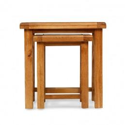Uncle Oak Nest Of 2 Tables