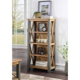 Reclaimed Small Bookcase