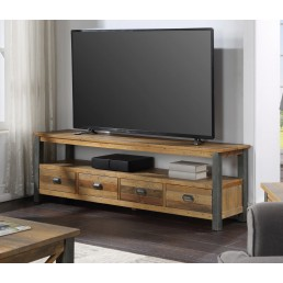 Reclaimed Extra Large Widescreen TV unit