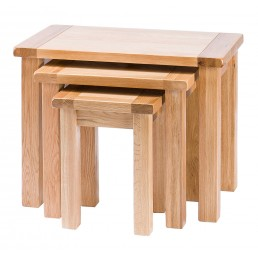 Vancouver Select Nest of 3 Tables