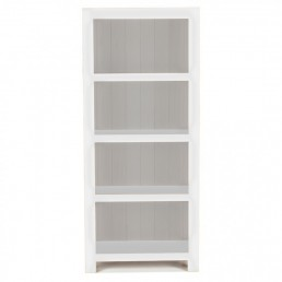 White Cube Large Bookcase