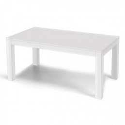 White Cube Dining Table