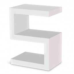 White Cube S Shelf