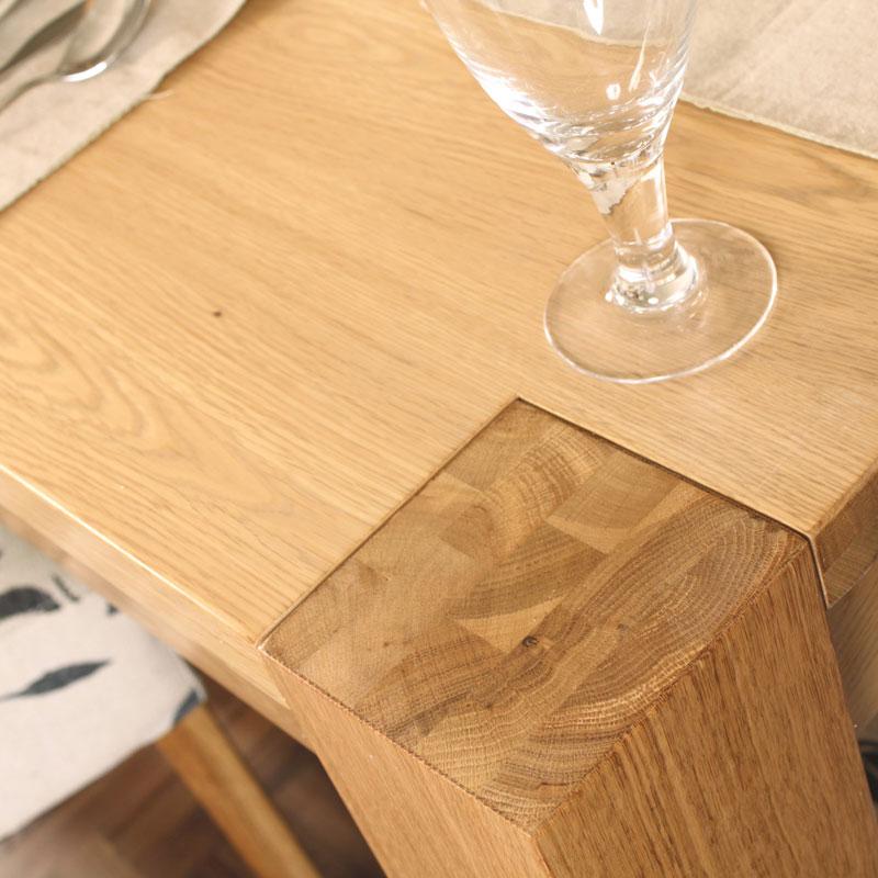 Aston Oak Dining Table : aston table B CVR04A 4 from www.asiadragon.co.uk size 800 x 800 jpeg 102kB