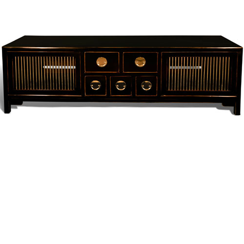 Qing Chinese TV Cabinet