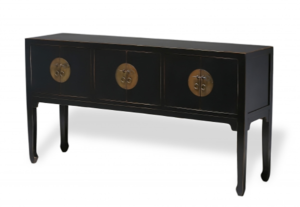 Ming chinese console cabinet for Asian console cabinet