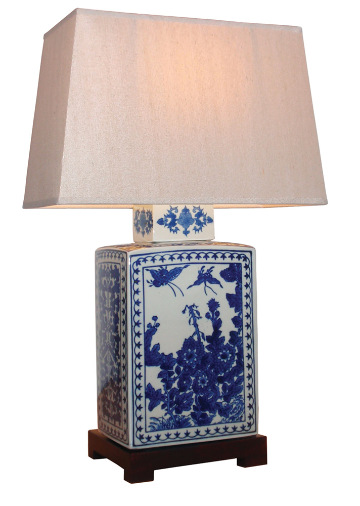 Chinese table lamp tableau pair aloadofball Image collections