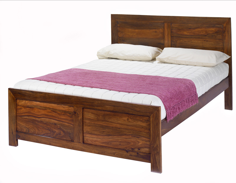 Cuba cube super king size bed for Contemporary super king bed