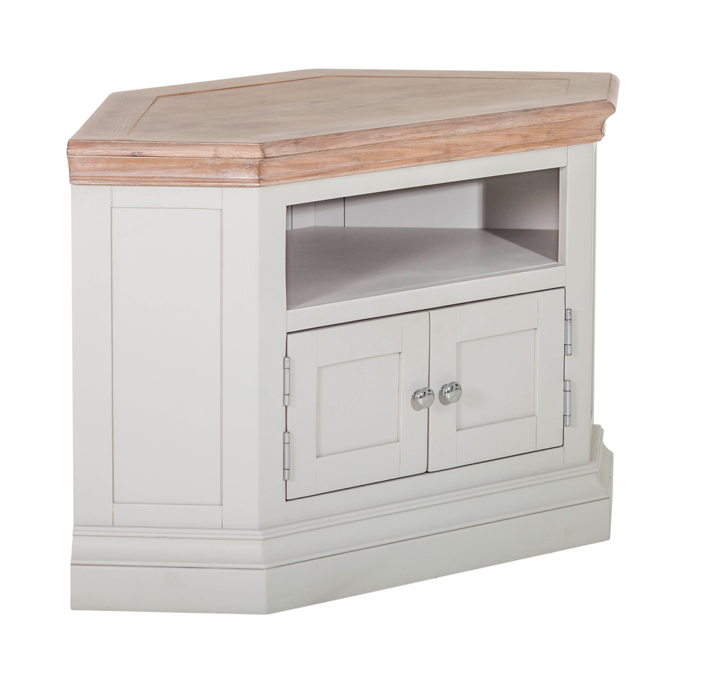 white painted corner tv unit. Black Bedroom Furniture Sets. Home Design Ideas