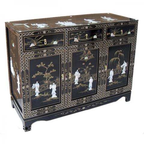 Lacquer Sideboard