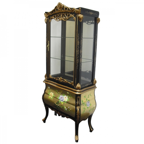 Chinese-Euro Gold Display Unit
