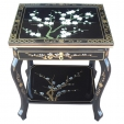 Chinese Cherry Blossom Side Table