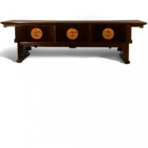 Qing Long Chinese Cabinet