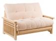 Akino 2 Seat Futon Sofa