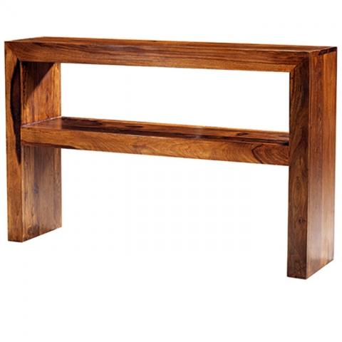 Cuba Cube Console Table
