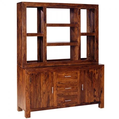 Cuba Cube Sheesham Dresser