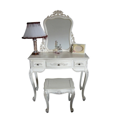 Lindenwood White Table Set