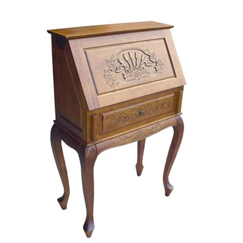 Lindenwood Carved Bureau