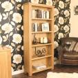 Aston Oak Open Bookcase