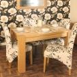 Aston Oak Dining Table