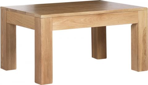 Cuba Cube Oak Coffee Table