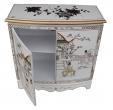 White Lacquer Cabinet