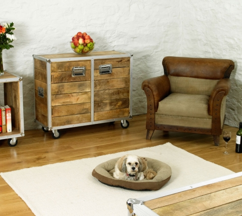 Roadie Chic Small Sideboard