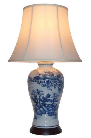 Ashmolean Yun Shui Lamp (Pair)