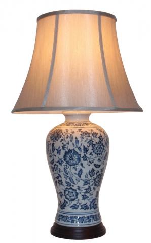 Ashmolean Lian Wen Lamp (Pair)