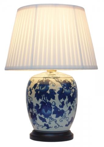 Ashmolean Shi Liu Lamp (Pair)