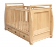 Amelie Oak Cot-Bed