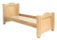 Amelie Oak Childrens Single Bed