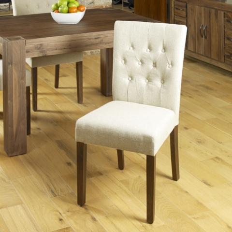 Shiro Walnut Dining Chair